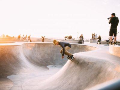 Siri, how do I open a real-life skatepark?